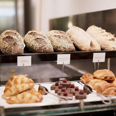 Eine immer wechselnde Auswahl bieten wir unseren Gästen zum Frühstück