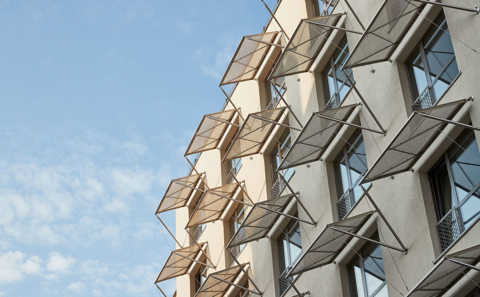Architecture hotel josef for Design hotel josef prague booking com