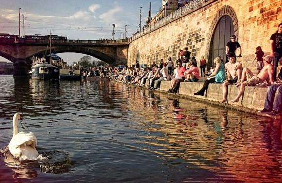 Vltava River Embankments