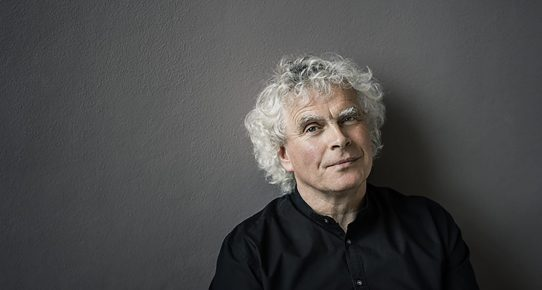 CZECH PHILHARMONIC & SIR SIMON RATTLE